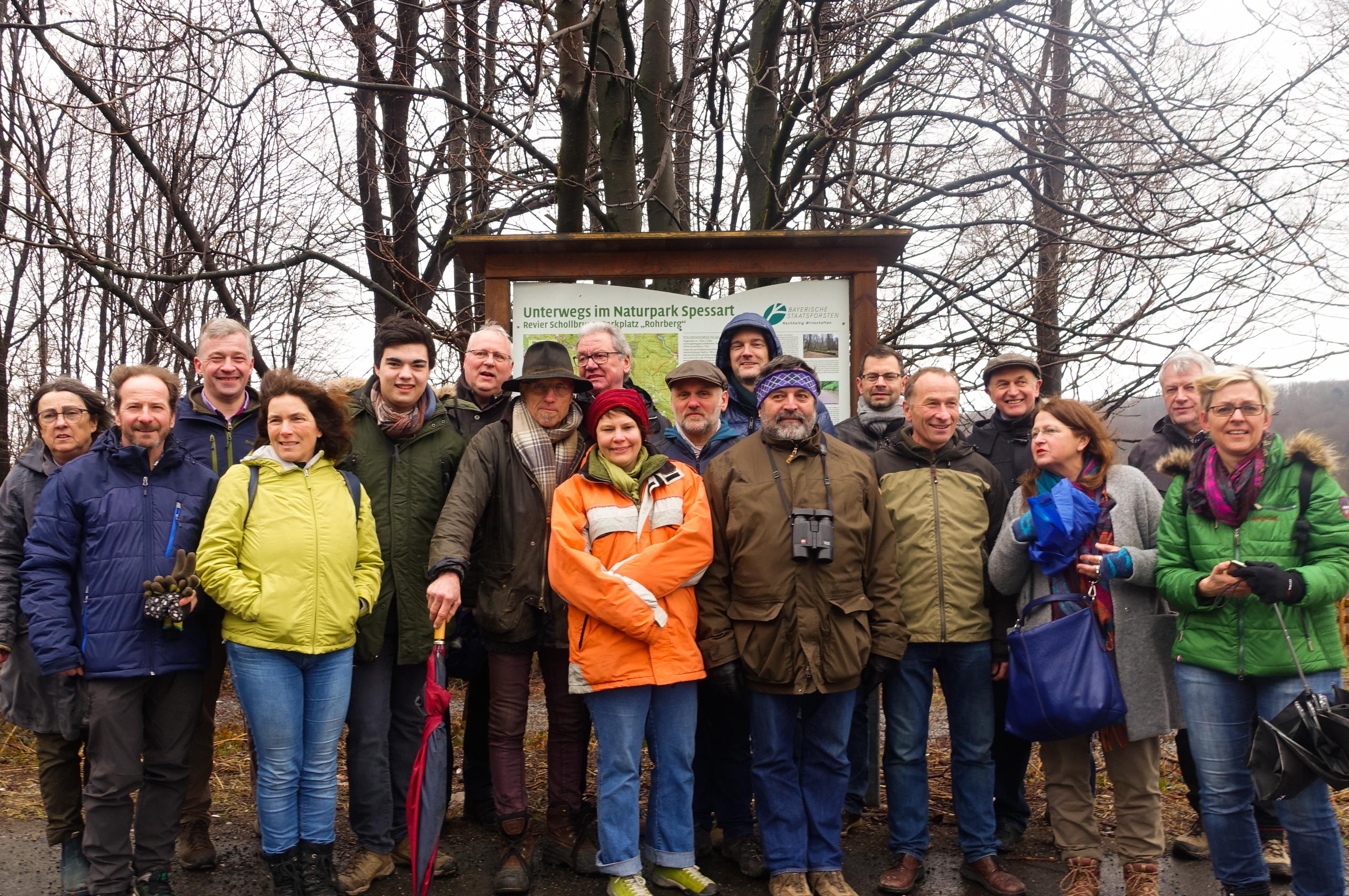 Nationalpark Spessart – Waldschutz ist Klimaschutz!