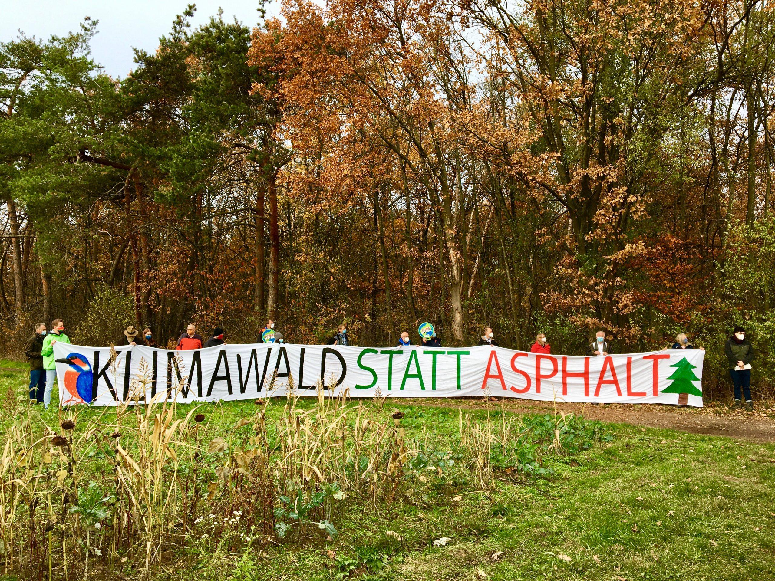 Nein zum Ausbau der B469 – Kurz & Schnell mit Niklas Wagener!