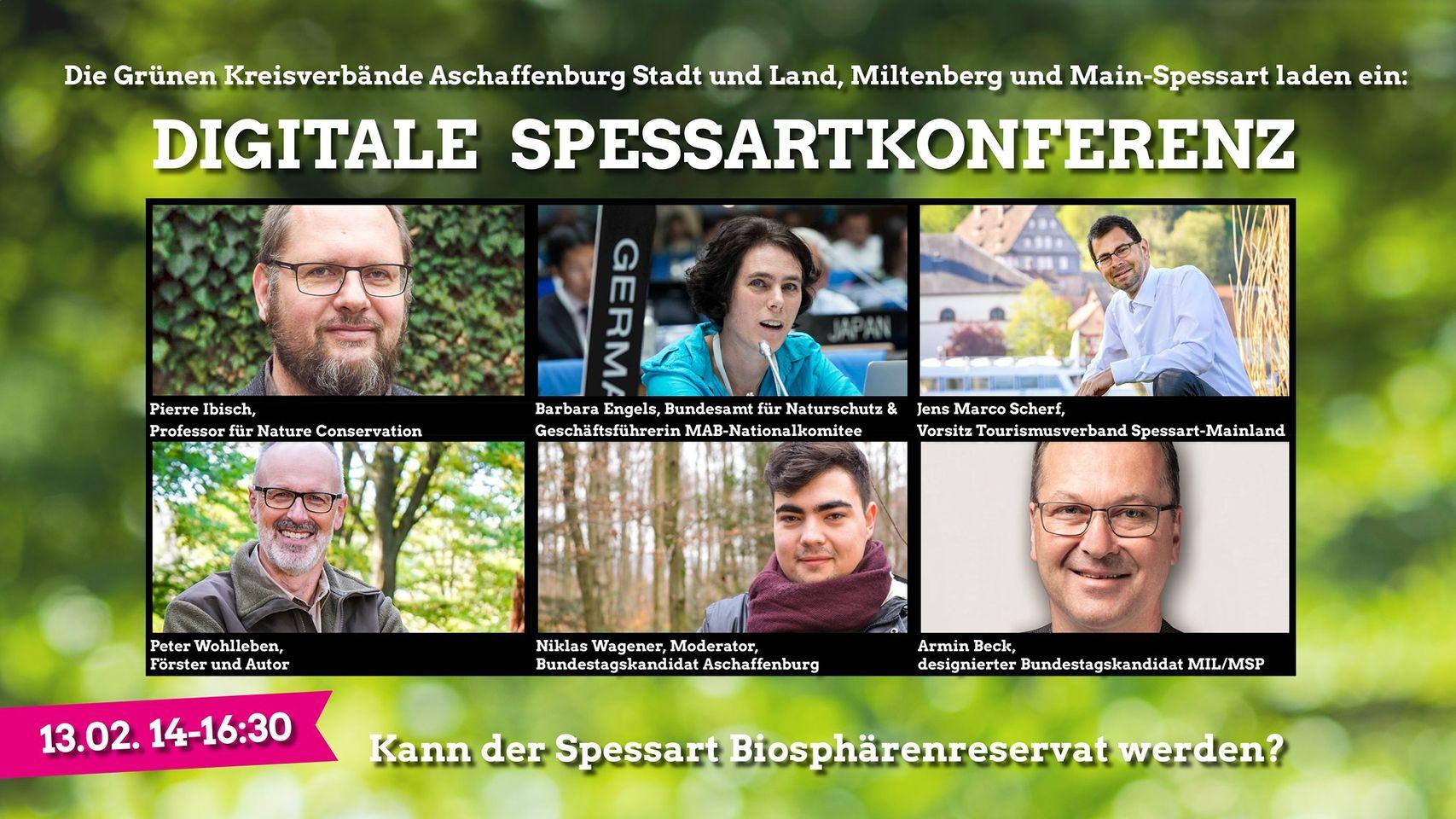 Digitale Spessartkonferenz
