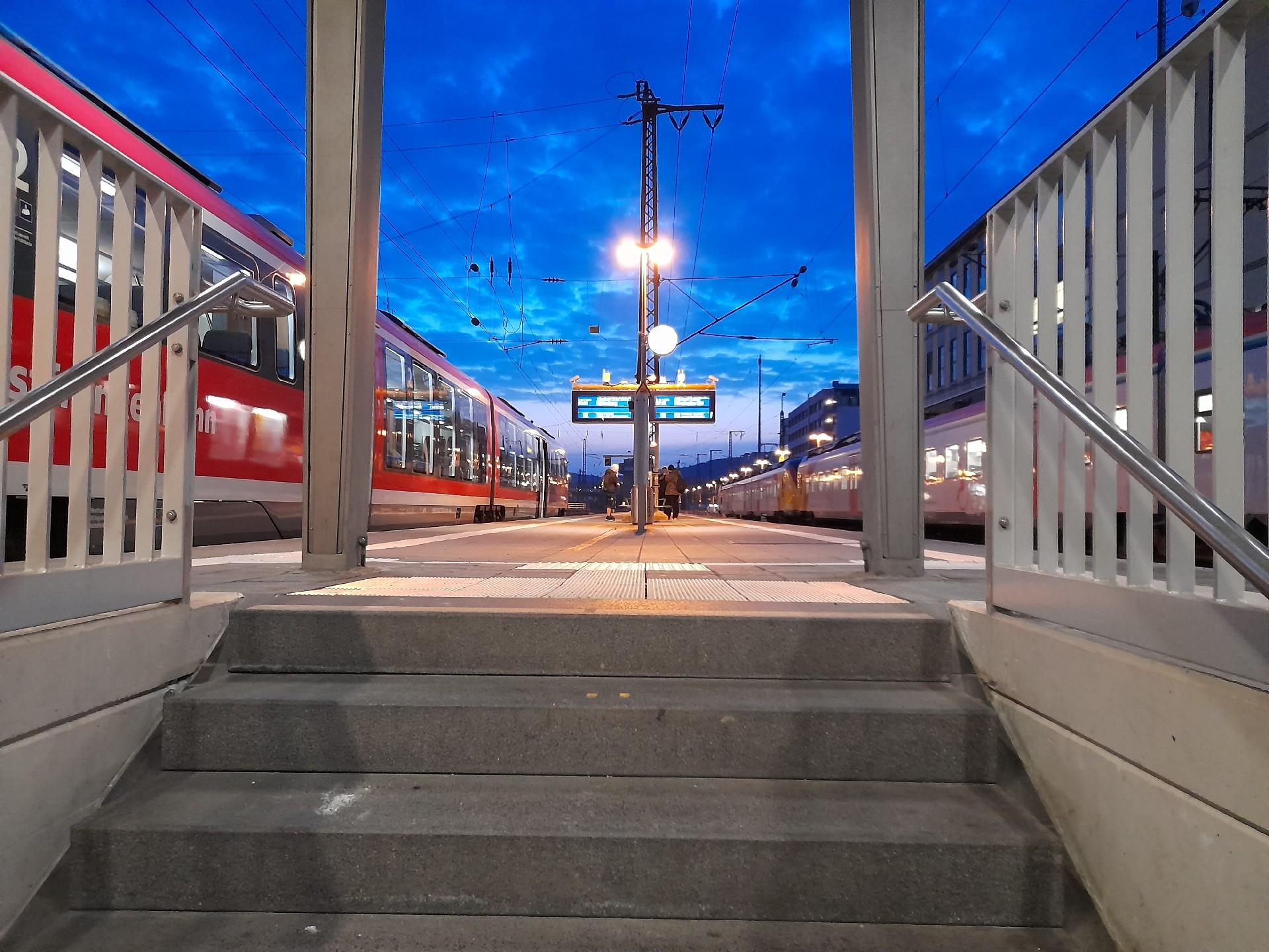 Elektrifizierung der Maintalbahn