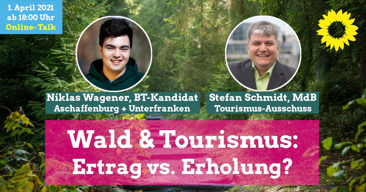 Wald & Tourismus: Ertrag vs. Erholung