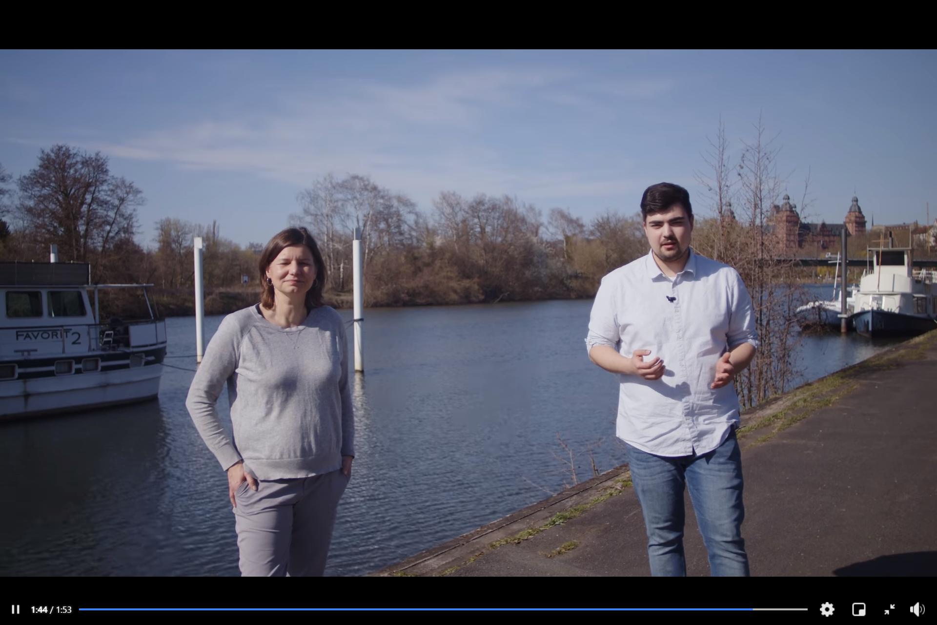 Dr. Manuela Rottmann und Niklas Wagener: Ein starkes Team – für Unterfranken nach Berlin!