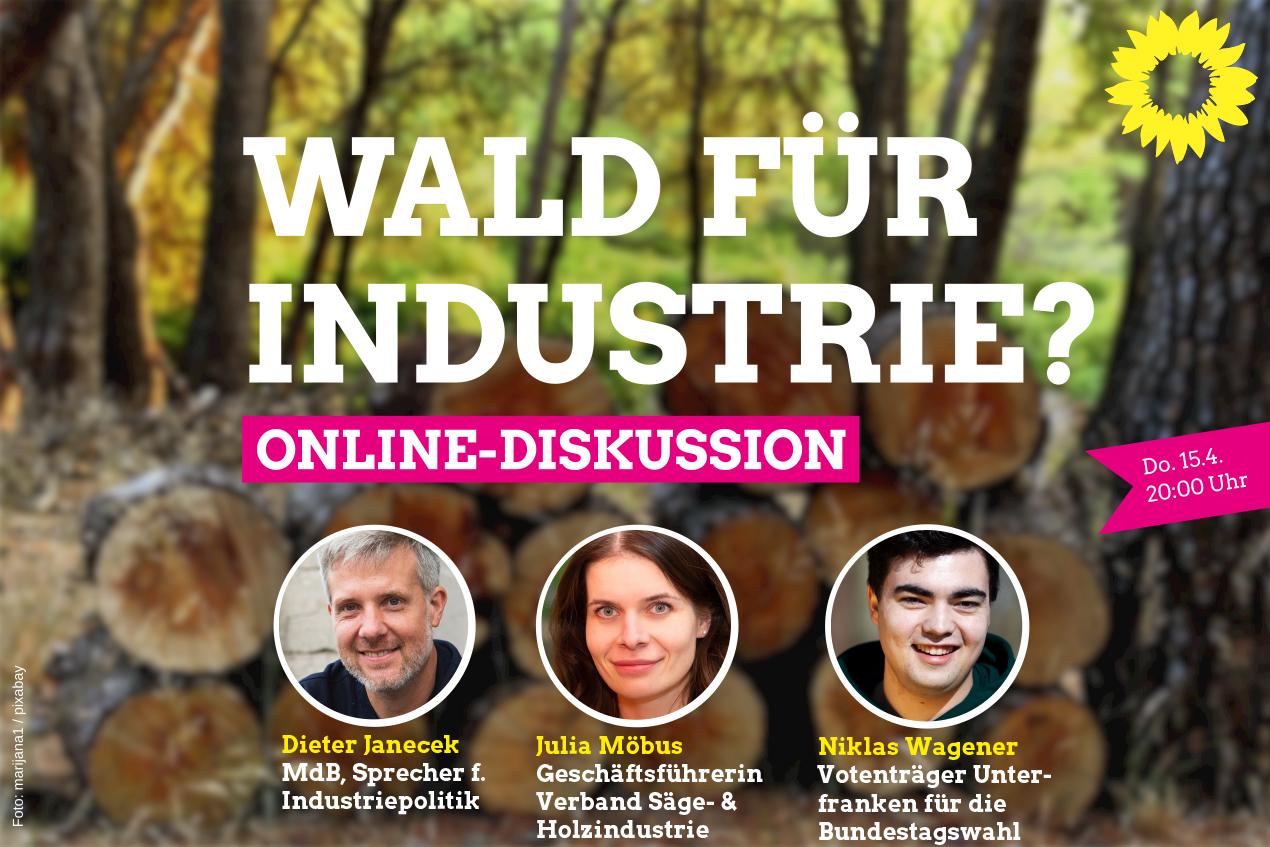 Wald für Industrie?