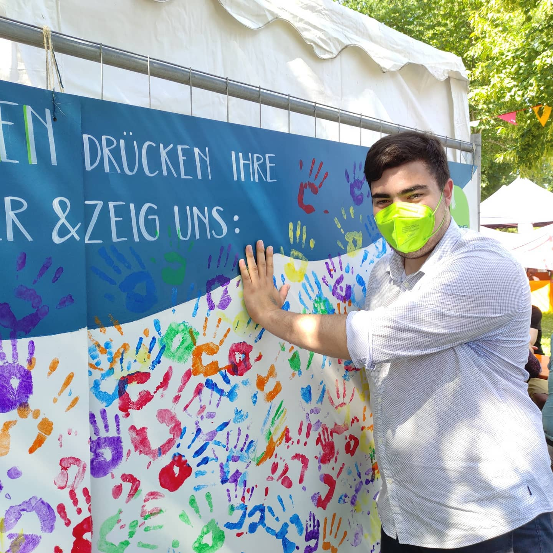 Das Fest Brüderschaft der Völker ist eines der schönsten Feste, die Aschaffenburg zu bieten hat..